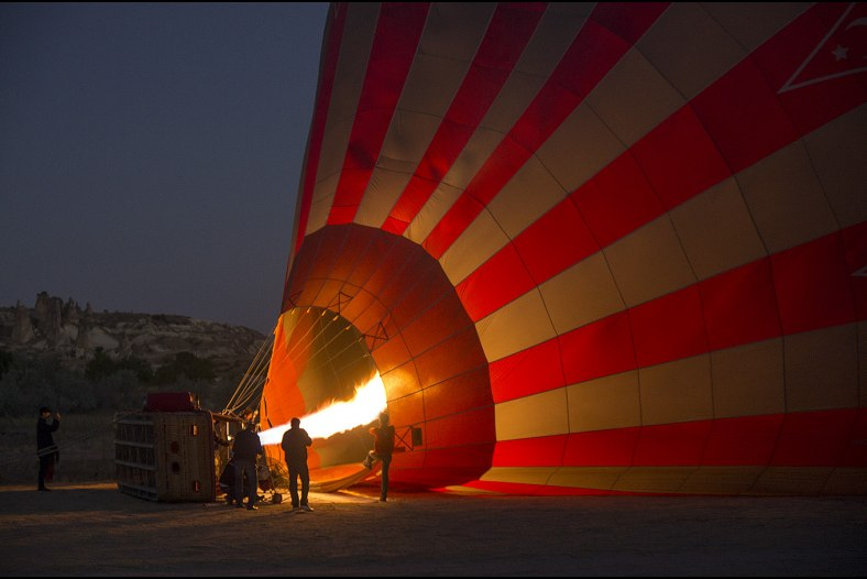 Inflating Balloons